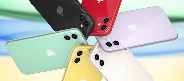 apple lan a nova fam lia iphone 11 confira pre os e. Black Bedroom Furniture Sets. Home Design Ideas