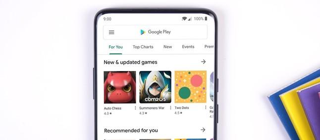 Google nesta novo formato para facilitar avaliações de apps
