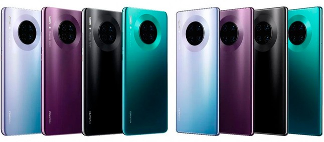 Huawei Mate 30 Pro: material promocional vazado mostra detalhes ...