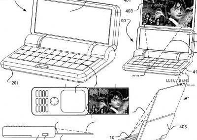 Sony Ericsson registra patente para celular com projeção