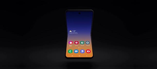 novos celulares em 2020 galaxy fold 2