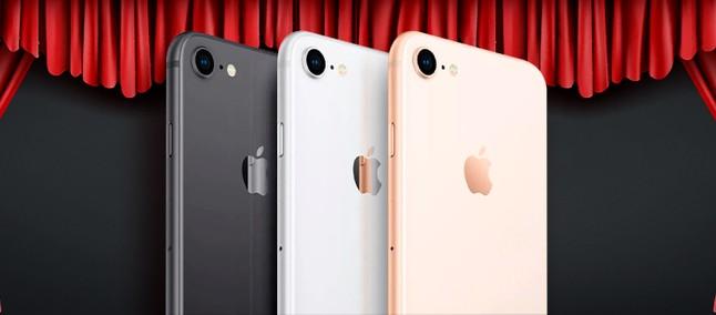 iPhone 9 surge em página de fabricante de capinhas