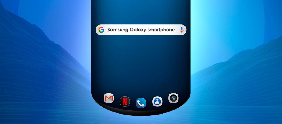 Samsung pode estar preparando um celular com tela redonda