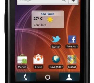 8b635f63f6f76 Nextel lança o Motorola i867 com (pasmem!) Android 2.1 - Tudocelular.com