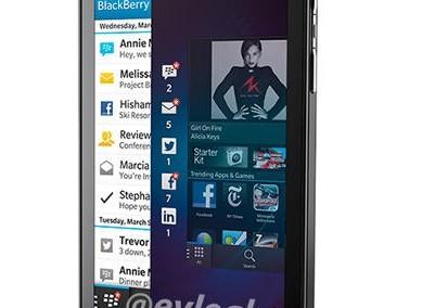 BlackBerry Z10 e Q10 são os primeiros BB10 do mercado - Tudocelular com