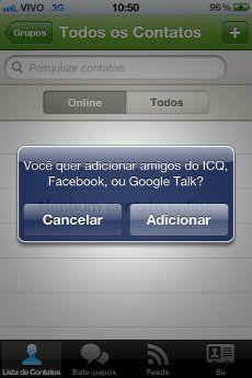 PORTUGUS ICQ MOBILE BAIXAR EM