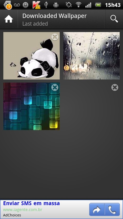 Zedge - Android - Tudocelular com