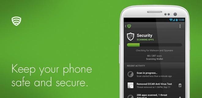 82e73621a07 O Lookout Security & Antivirus é uma suíte de segurança que oferece duas  versões: uma gratuita e uma premium, com alguns poucos recursos a mais.