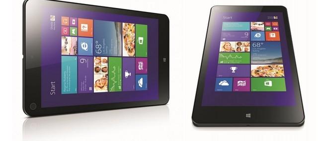Lenovo lança o ThinkPad 8, um ótimo concorrente para o iPad Mini com