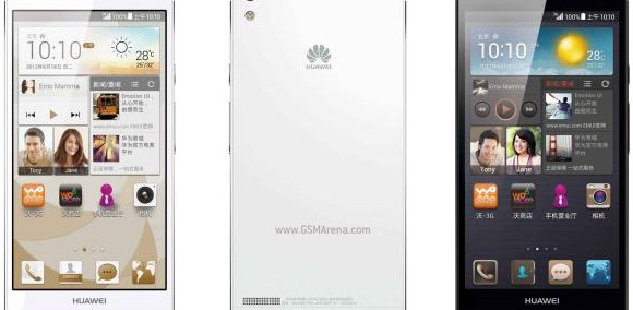 Huawei Ascend Wallpaper: Huawei Lança Ascend P6 S Com Poucas Novidades