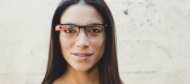Google revela modelos de Google Glass com lentes de grau ... 99f65533b7