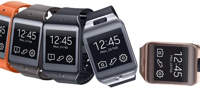 5e1a5202f04 Samsung anuncia sua nova linha de relógios inteligentes