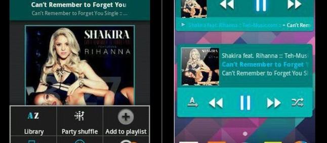 Instale o player de música do Galaxy S5 em qualquer