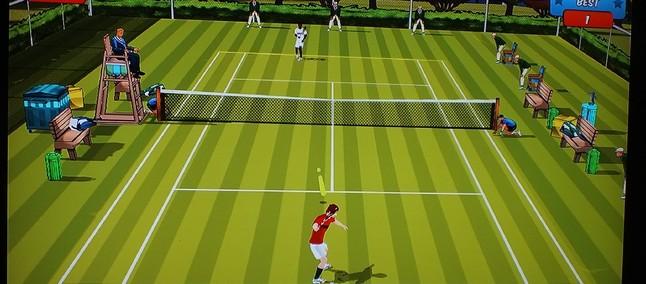 Motion Tennis, a experiência do Wii no iOS e Apple TV, está gratuito