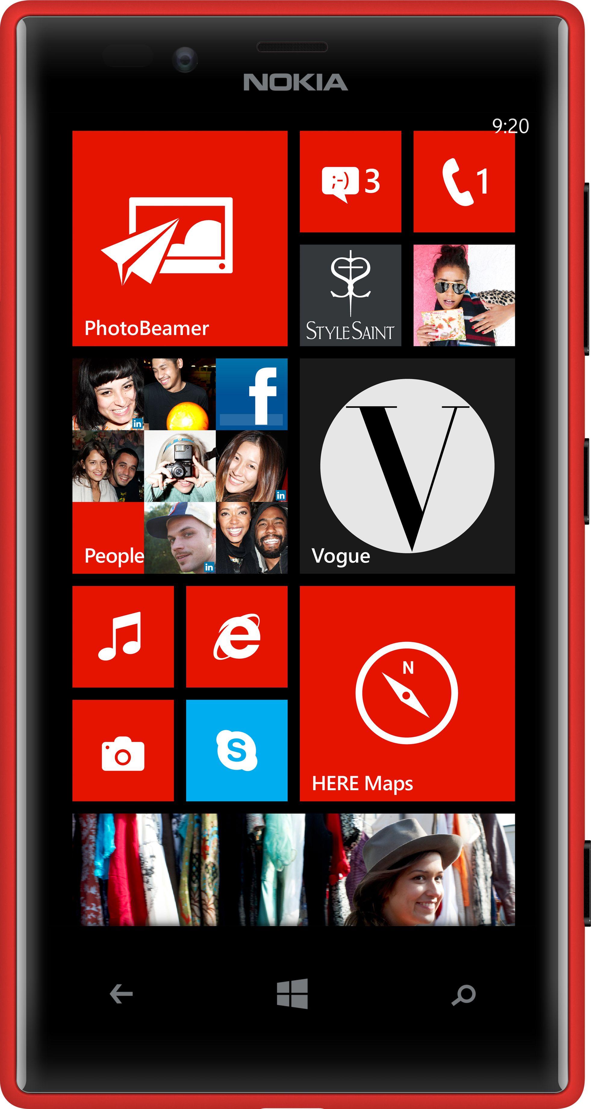 Nokia Lumia 720 Description