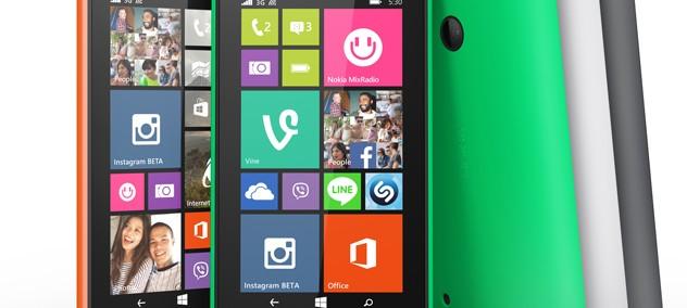 b1d5e85b102c7 Agora é oficial  Nokia Lumia 530 é lançado com preço a partir de US  114