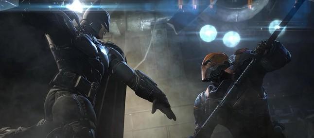 Batman Arkham Origins v1.2.9 Apk - 4AppsApk.com