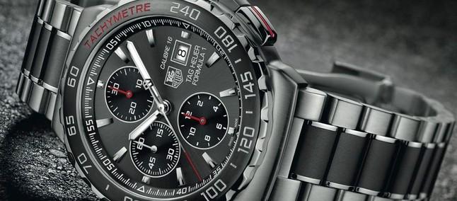 50b37679e35 Marca de luxo TAG Heuer também pode lançar um relógio inteligente em breve