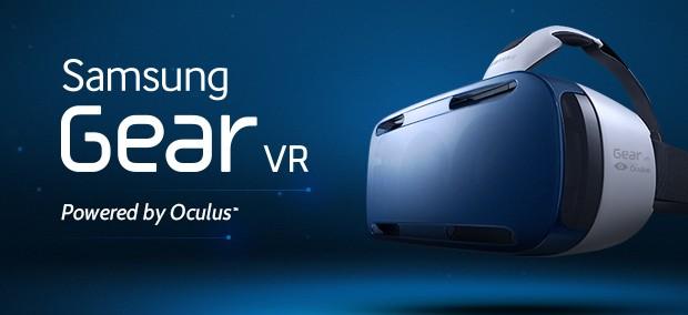 05068440ffdc0 Samsung e Oculus se unem para anunciar a loja e o SDK para o Gear VR ...