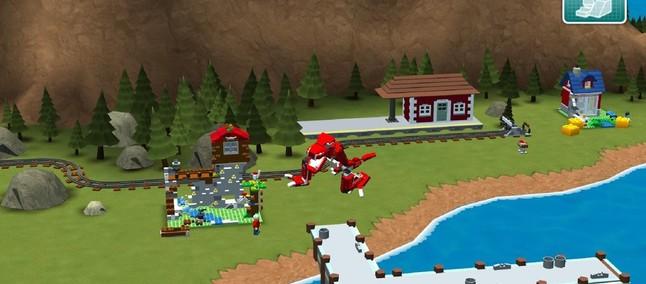 LEGO Creator Islands permite você criar ilhas incríveis no Android e ...