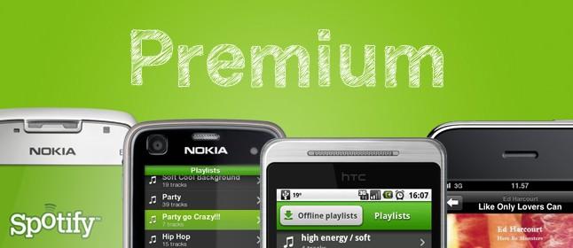 como comprar spotify premium iphone