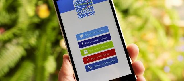 Straw beta: um app de WP para tomar uma decisão com a ajuda